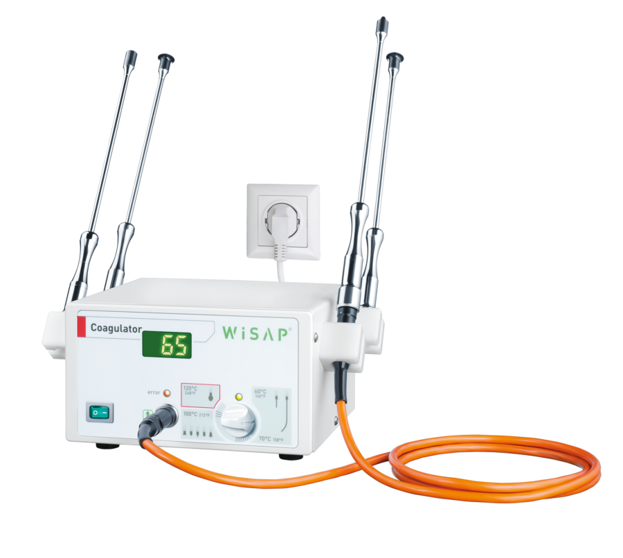 WISAP-Coagulator-6001-stecker